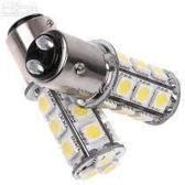 BAY15D 18SMD LED 5050 Auto Achterlicht / Remlicht (P21/5W 1157)