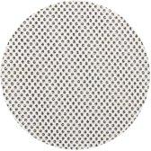 Silverline Klittenband gaas schuurschijven, 225 mm, 10 pk. 80 korrelgrofte