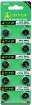 AG10 Horloge Batterijen 10 Stuks ( LR1130, 389)