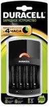 Duracell batterijoplader AA - AAA - plaats voor 4 batterijen - Universele batterij oplader