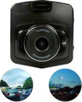 Dashcams | Dashcam | Dashboard camera | Autovideo camera | Full HD 1080p | 2.5 inch LCD | Zwart