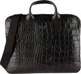 MYOMY MY PHILIP BAG Laptoptas - croco black