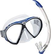 Aqua Lung Sport Favola + Zephyr - Snorkelset - Blue