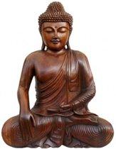 Boeddha beeld zittend 0051B