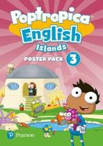 Poptropica English Islands Level 3 Posters
