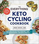 EVERYTHING KETO CYCLING COOKBK