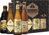 Bierboks Eindejaars Bierpakket - 4 Speciaalbieren - 4 x 33 cl