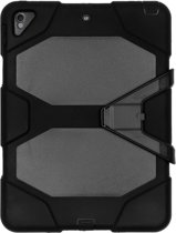Extreme Protection Army Backcover voor de iPad Pro 10.5 / Air 10.5 - Zwart