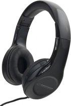 Esperanza EH138K koptelefoon Hoofdband Zwart