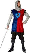 Draken ridder kostuum voor mannen - Verkleedkleding - Maat XL