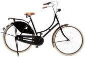 Avalon Classic De Luxe - Fiets - Vrouwen - Zwart - 50 cm