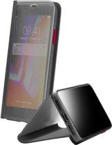 Cellularline VIEWCIPH747 mobiele telefoon behuizingen Flip case Zwart, Transparant