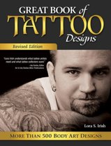 Great Book of Tattoo Designs, Revised Ed