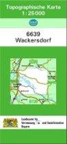 Wackersdorf 1 : 25 000