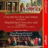 A. Marcello: Concerto for Oboe, etc / Grazzi, Pozzer, et al