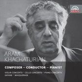 Composer - Conductor - Pianist
