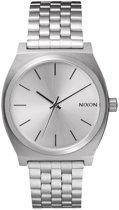 Nixon A0451920 Time Teller all silver - Horloge - 37mm - Zilverkleurig