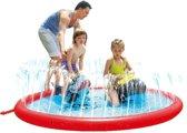 Jilong Kinderzwembad Spraypool Haaien 184,5 X 163 X 11 Cm