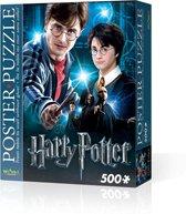Wrebbit Poster Puzzel Harry Potter  - 500 stukjes
