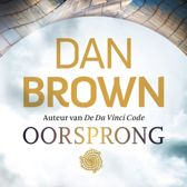 Boek cover Robert Langdon 5 - Oorsprong van Dan Brown (Onbekend)