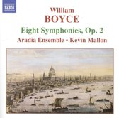 Boyce: Eight Symphonies,Op.2