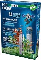 JBL PROFLORA U502+ CO2 bemestingsysteem bemestingsinstallatie