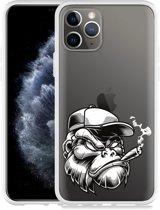 Apple iPhone 11 Pro Hoesje Gorilla Head