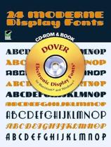 24 Moderne Display Fonts