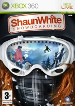 Ubisoft Shaun White Snowboarding - Xbox 360
