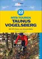22 MTB-Touren Taunus Vogelsberg