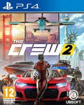 Cover van de game THE CREW 2 - PS4