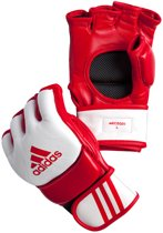 adidas MMA Competition - Handschoenen - S - Rood
