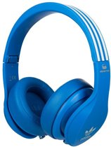 Monster Adidas koptelefoon Adidas Originals blauw - noise cancelling