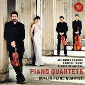 Brahms, Faure & Schnittke - Piano Quartets