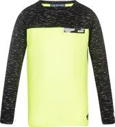 Retour Jeans Jongens T-shirt - Neon yellow - Maat 146/152