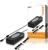basicXL BXL-NBT-U03 netvoeding & inverter Binnen 120 W Zwart