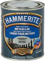 Hammerite Hamerslaglak Zilver Grijs 750 ML