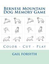 Bernese Mountain Dog Memory Game