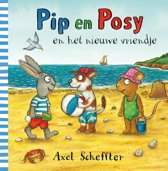 Pip en Posy - Pip en Posy en het nieuwe vriendje