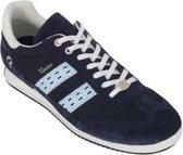 Quick Boston Sneakers Heren Sportschoenen - Maat 46 - Mannen - blauw/wit