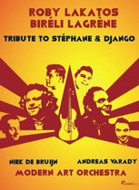 Tribute To Stephane & Django