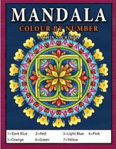 Mandala Colour by Number
