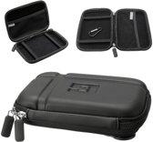 Universele 5 Inch TomTom GPS Navigatie Systeem Hardcase Beschermtas - Carry Case Tas Hoesje