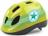 Polisport Popstar fietshelm kind - Maat XS (46-52cm) - Groen
