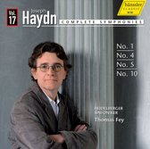 Haydn: Symphonies 1,4,5,10