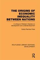 The Origins of Economic Inequality Between Nations