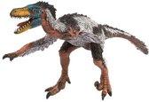 Bullyland - Figuur Velociraptor - Dinosaurus - 10 cm hoog, 22 cm lang