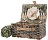 Cosy&Trendy Picknickmand incl bestek & servies - 13-delig - 2 personen