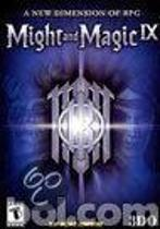 Might & Magic 9 - Windows