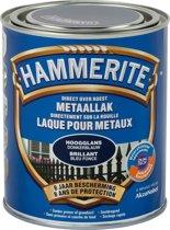 Hammerite Hoogglanslak Donker Blauw 750 ML
